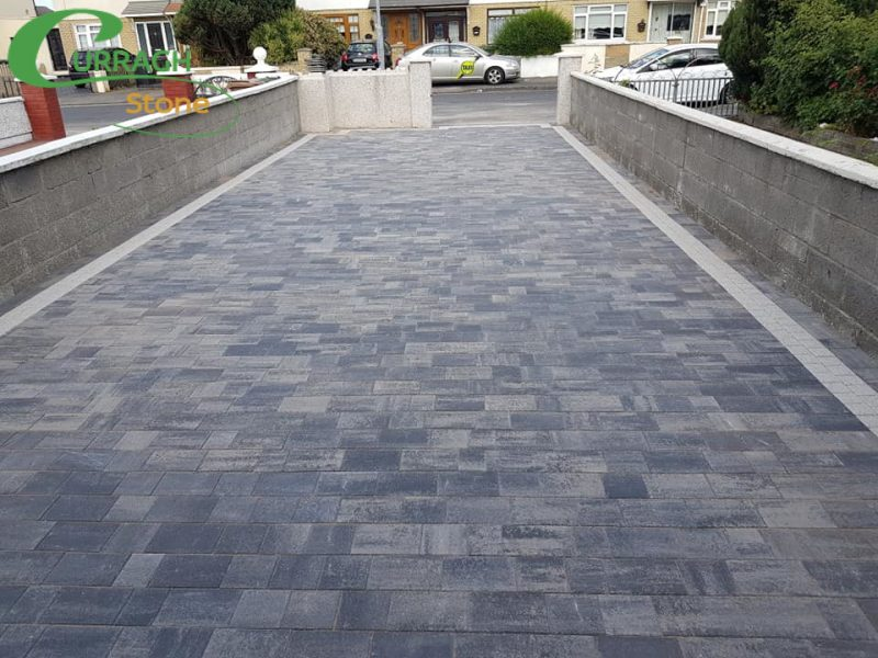 Block Paving in Offaly
