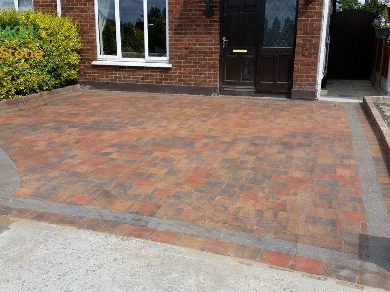 Block Paving in County Offaly