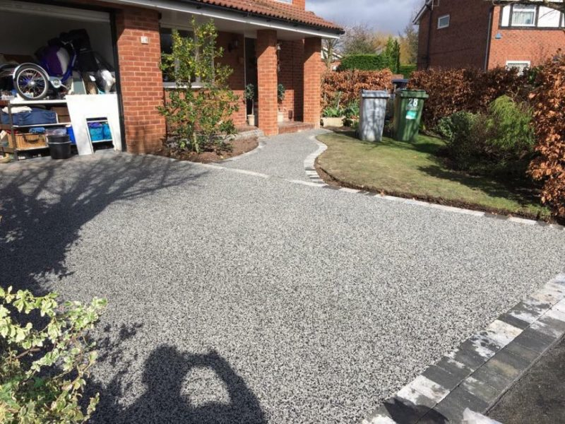 Tar Chip Driveway Installed Kildare