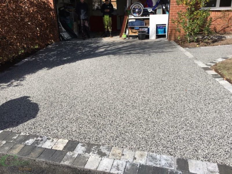 Tar and Chip Driveways Kildare