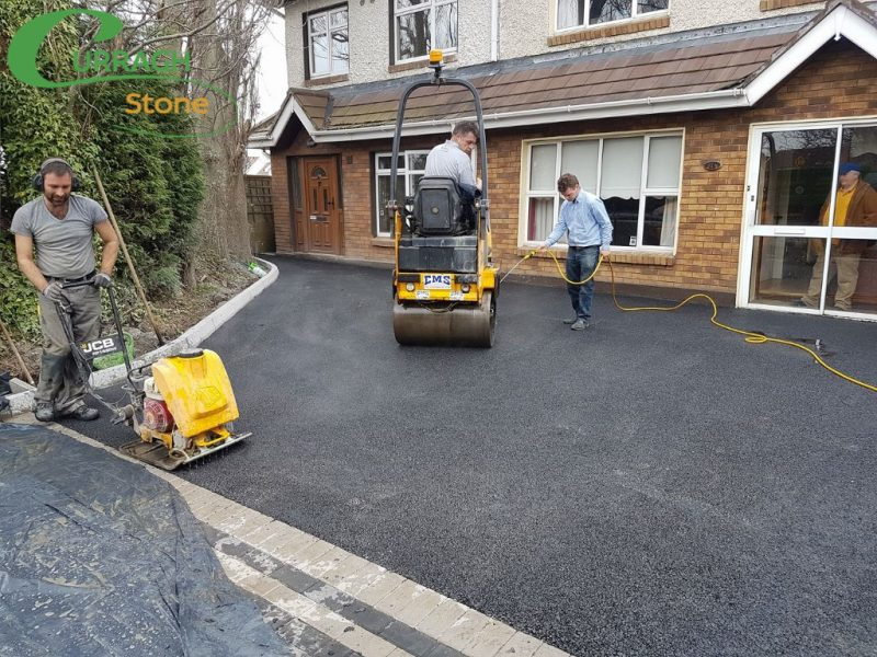 New Tarmac Driveway Installation in Meath