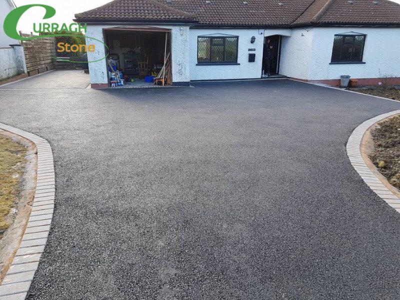 Asphalt Driveway in Meath